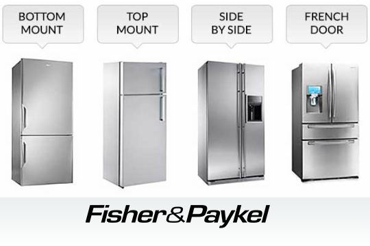 20 Years Of Experience In Fisher And Paykel Fridge Repairs