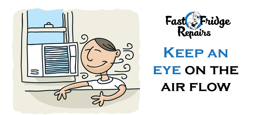 Keep an Eye on the Air Flow