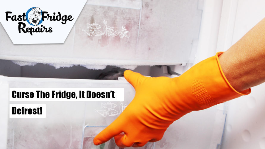Fridge Does Not Defrost
