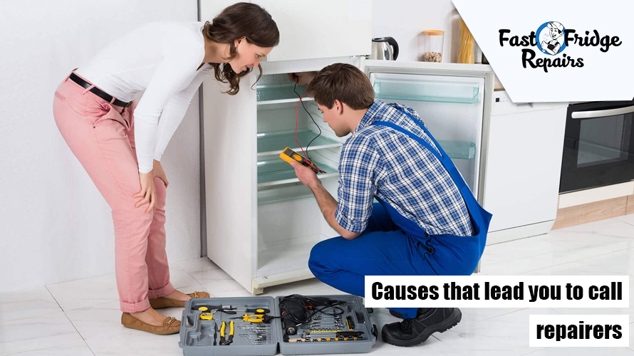 Causes Leading to Call Fridge Repairers