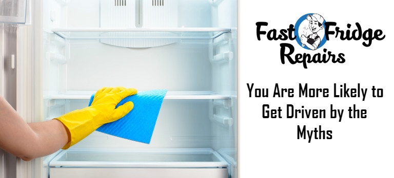 fridge cleaning myths