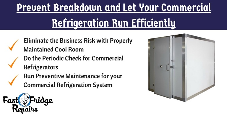 commercial refrigeration maintenance