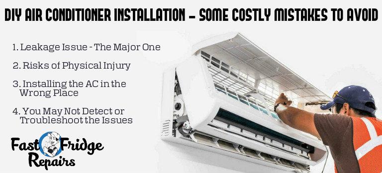 DIY Air Conditioner Installation