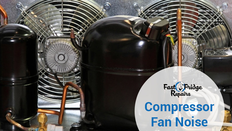 compressor fan noise