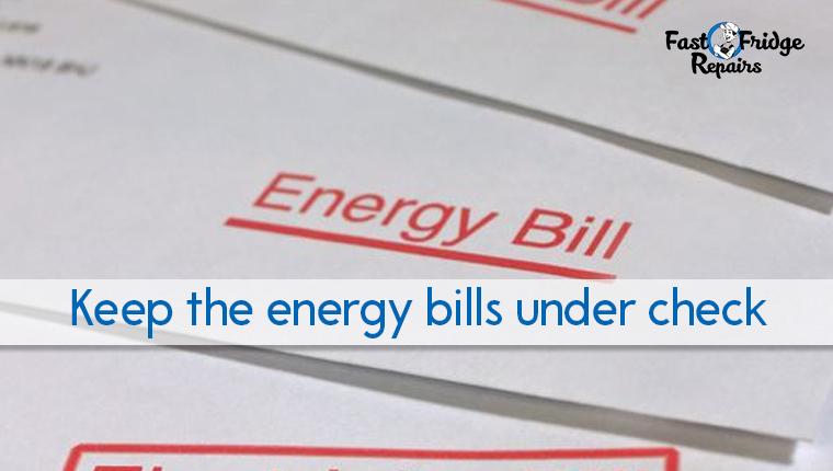 Keep The Energy Bills Under Check