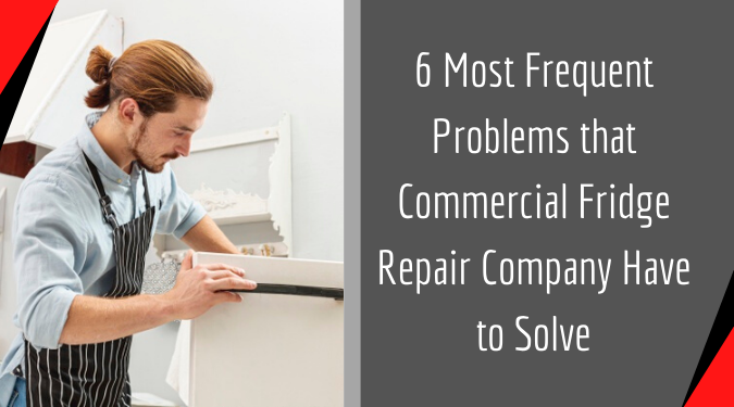 commercial fridge repair company