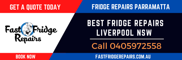 Best Fridge Repairs Liverpool Nsw