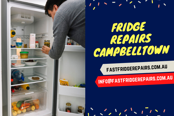 Fridge Repairs Campbelltown