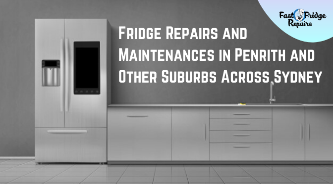 Fridge repairs Penrith