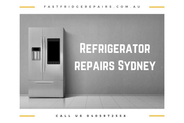 Refrigerator repairs Sydney