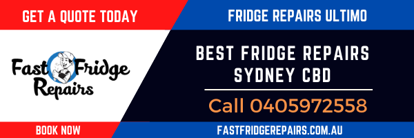 Fridge Repairs Ultimo