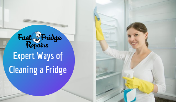 Expert Ways of Cleaning a Fridge