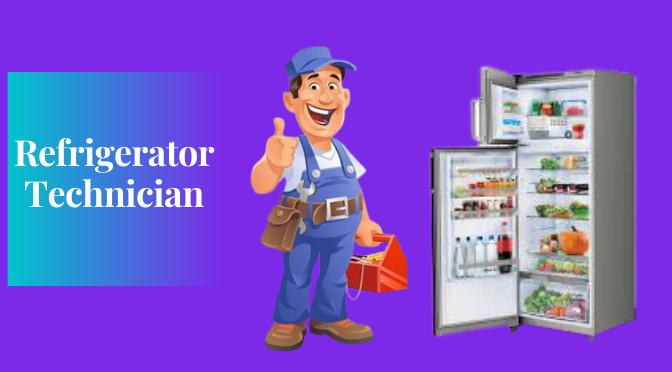 Refrigerator Technicians