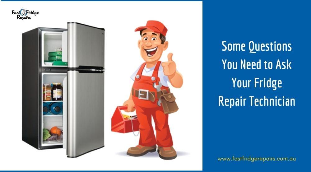 Fridge Repair Technician