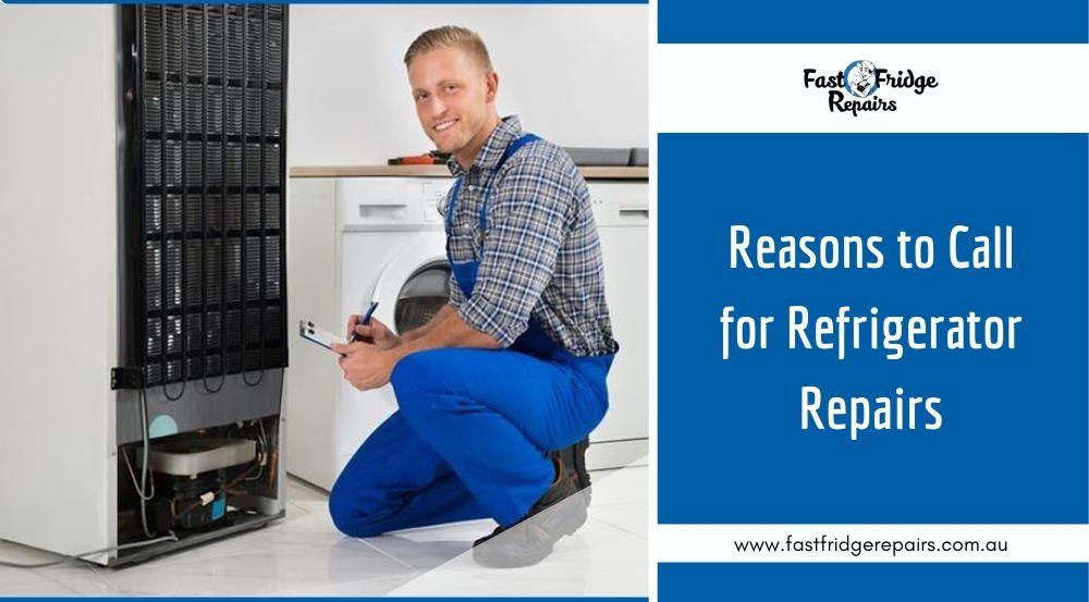 Refrigerator Repairs